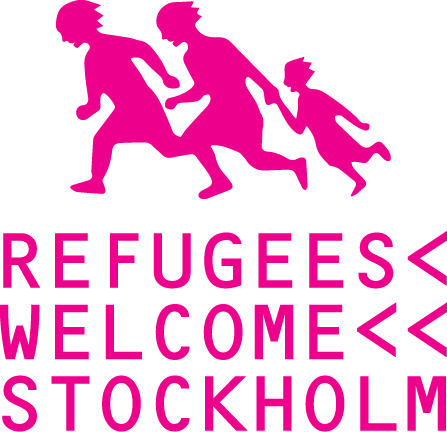 Refugees Welcome Stockholm