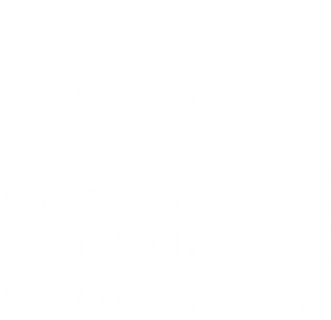 refugees-welcome-stockholm-logo-vit